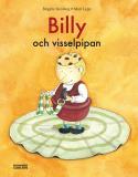 Bokomslag för Billy och visselpipan