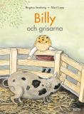Bokomslag för Billy och grisarna