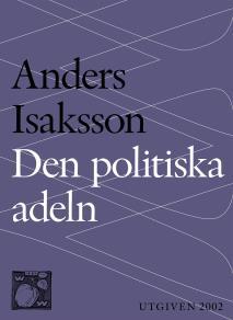 Cover for Den politiska adeln