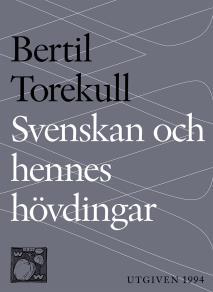 Omslagsbild för Svenskan och hennes hövdingar