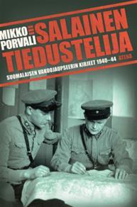 Cover for Salainen tiedustelija