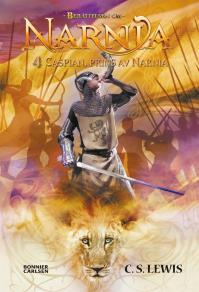 Omslagsbild för Caspian, prins av Narnia : Narnia 4
