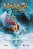 Omslagsbild för Kung Caspian och skeppet Gryningen : Narnia 5