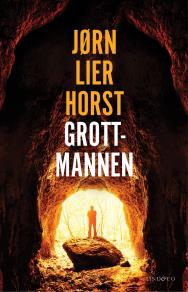 Cover for Grottmannen