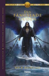 Cover for Den fängslade guden