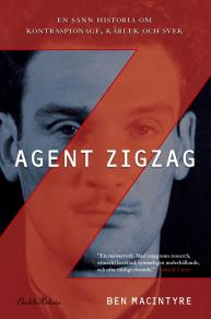Cover for Agent Zigzag