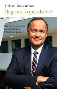 Cover for Dags att köpa aktier?