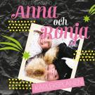 Omslagsbild för Anna och Ronja - Kärleksplanen