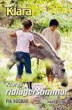 Cover for Klara 6 - Klaras ridlägersommar