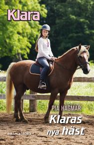 Omslagsbild för Klara 14 - Klaras nya häst
