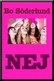 Cover for Nej