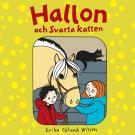 Omslagsbild för Hallon och Svarta katten