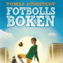 Cover for Fotbollsboken