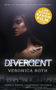 Omslagsbild för Divergent (Movie Tie-In Edition)