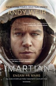 Cover for The Martian : ensam på Mars