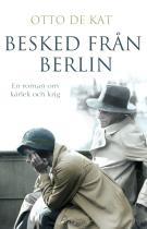Omslagsbild för Besked från Berlin