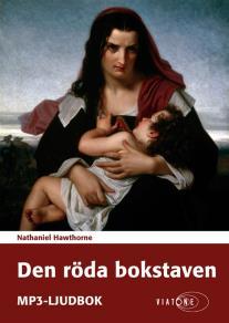 Cover for Den röda bokstaven