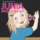 Bokomslag för Junia börjar skolan