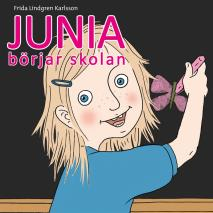 Cover for Junia 1: Junia börjar skolan