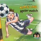 Omslagsbild för Kim & Lina spelar match