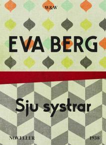 Cover for Sju systrar : Noveller