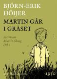 Bokomslag för Martin går i gräset