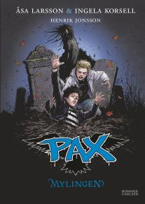 Cover for PAX. Mylingen