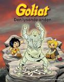 Bokomslag för Goliat : den lysande anden