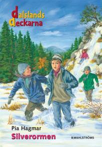 Cover for Dalslandsdeckarna 5 - Silverormen