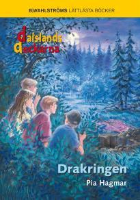 Cover for Dalslandsdeckarna 9 - Drakringen