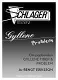 Omslagsbild för Gyllene Problem / Om popbanden Gyllene Tider och Problem