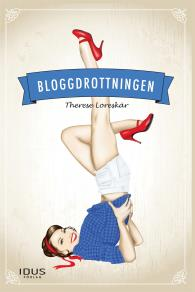 Cover for Bloggdrottningen 1