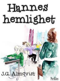 Cover for Hannes hemlighet