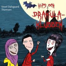 Omslagsbild för Vips och Drakula-klubben