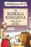 Cover for De ruskiga romarna
