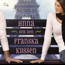 Omslagsbild för Anna och den franska kyssen