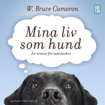 Cover for Mina liv som hund