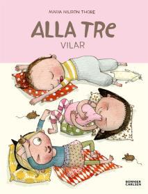 Cover for Alla tre vilar