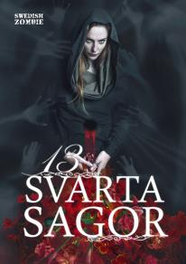 Cover for 13 svarta sagor