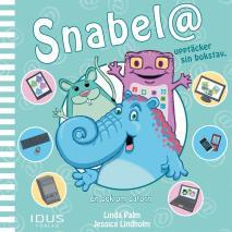 Cover for Snabel@ - En bok om datorn