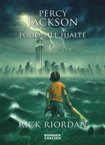 Omslagsbild för Percy Jackson: Född till hjälte