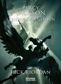 Omslagsbild för Percy Jackson: Striden om Olympen