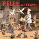 Bokomslag för Pelle och Frasse