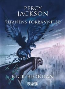 Cover for Percy Jackson: Titanens förbannelse