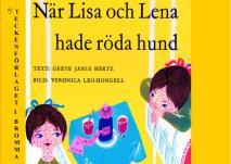 Omslagsbild för När Lisa och Lena hade röda hund