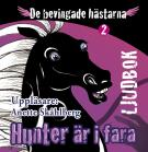 Cover for Hunter är i fara