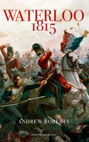 Cover for Waterloo 1815