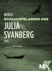 Cover for Schackspelarens hus