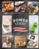 Bokomslag för Power snacks