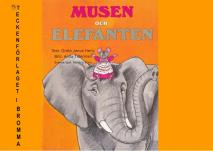 Cover for MUSEN och ELEFANTEN